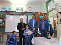دانش آموزان مدارس ابتدایی سمنان در مسابقه نقاشی شرکت کردند