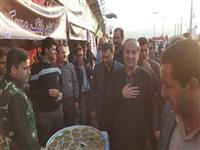 فعالیت ایستگاه های صلواتی بانک مسکن در اربعین حسینی
