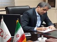 پیام تسلیت مدیر شعب بانک مسکن استان کهگیلویه و بویراحمد در پی سانحه هوایی