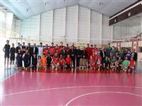 شرکت بانک مسکن در مسابقات چهارجانبه والیبال شبکه بانکی کردستان