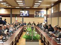 مدیران دولتی و بانکی از شهر جدید پرند بازدید کردند
