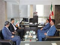 نشست مشترک مدیر شعب گلستان و مدیرکل سازمان صدا و سیمای استان