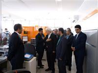 افتتاح شعبه شهر جدید هشتگرد با حضور مدیر عامل و مدیران امور
