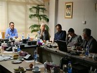 طرح معماری ساختمان مدیریت شعب استان فارس
