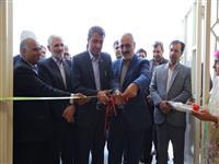 مدرسه سه کلاسه ی شهدای بانک مسکن افتتاح شد