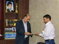 تقدیر از برندگان جوایز قرعه کشی حسابهای قرض الحسنه در استان یزد