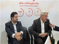 افتتاح چهارمین نمایشگاه تراکنش ایران