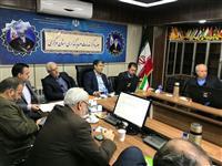 جلسه مدیران گروه سرمایهگذاری مسکن با مسئولین استان مرکزی