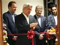 افتتاح نمایشگاه و فروشگاه آثار خوشنویسی و خط در بانک مسکن