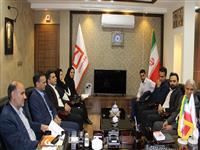 تقدیر از پذیرندگان برتر پایانه های فروشگاهی بانک مسکن استان یزد