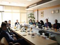 گامی عملیاتی جهت توسعه فناوریهای نوین در پروژههای گروه سرمایهگذاری مسکن