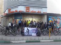 همایش دوچرخه سواری در کرمان