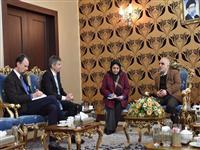 تاکید سفیر سوییس بر علاقمندی کشورش برای توسعه روابط با ایران