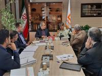 نشست مشترک مدیر شعب استان البرز با معاونت آماد و پشتیبانی ناجا