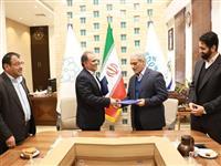 امضای تفاهم نامه شرکت سرمایهگذاری مسکن تهران با شهرداری یزد/ اجرای چند پروژه شاخص