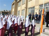 مسابقه کتابخوانی و نقاشی در مدارس ابتدایی کردستان