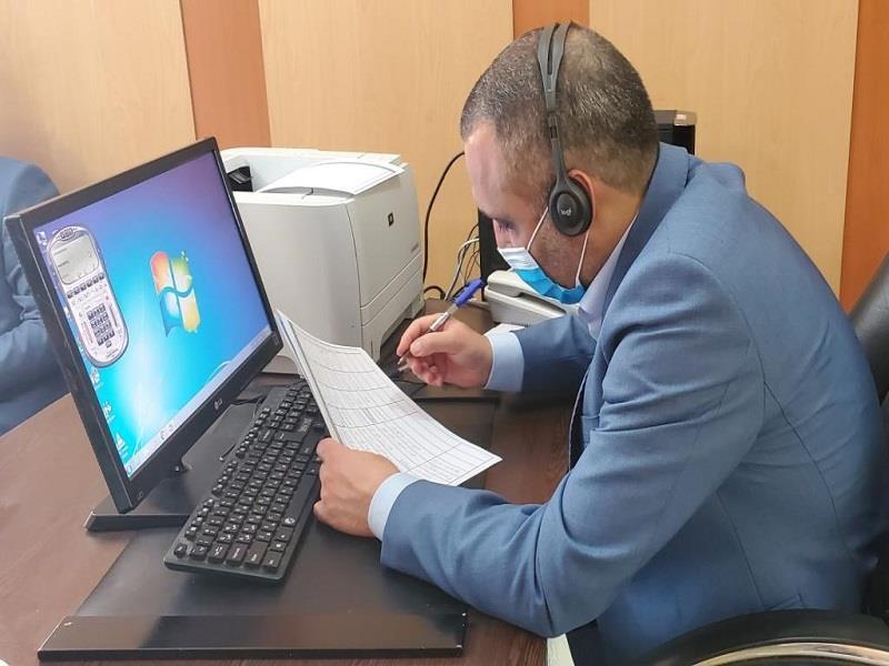 مدیر شعب استان به سوالات و درخواستهای مردم  پاسخ داد