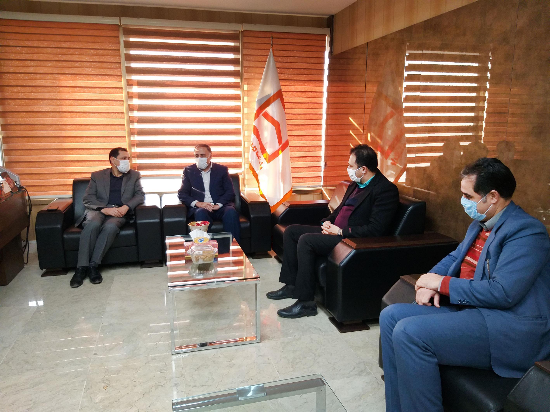 تقدیر وتشکر مدیرکل بهزیستی استان قزوین ازبانک مسکن